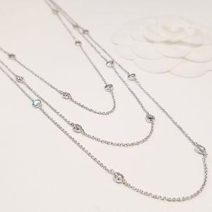 Jewelry - SALE !! Diamond by the yard CZ 3 layered NEW